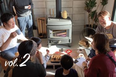 【HouZA】薪ストーブや吹抜け、シアタールーム兼ロフトのある家 | vol.2 手づくり玄関収納〜2階の子ども部屋編