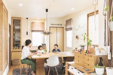 【小川建美】家族の時間を大切にしたシンプルナチュラルな自然素材の家 | 後編